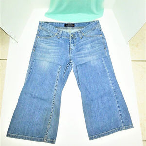 Levi's Jeans - LEVI'S GENUINELY CRAFTED 5M JRS BOOT CUT LIGHT EUC